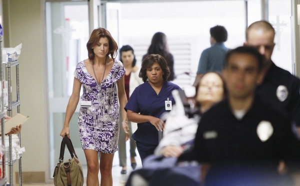 Private Practice : Photo Chandra Wilson, Kate Walsh