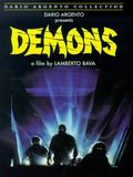 Demons : Affiche