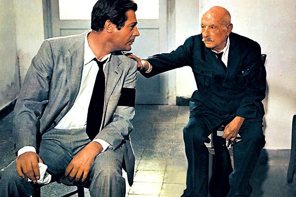 L'Etranger : Photo Luchino Visconti, Marcello Mastroianni