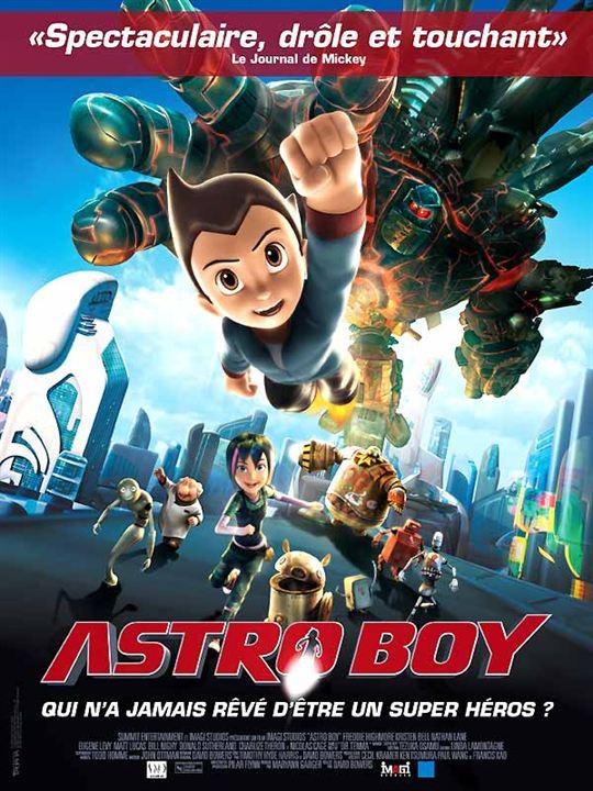 Astro Boy : Affiche
