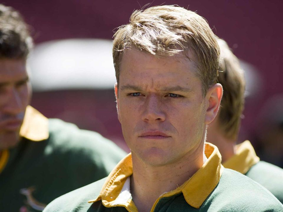 Invictus : Photo Matt Damon