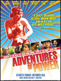 Adventures of Power : Affiche