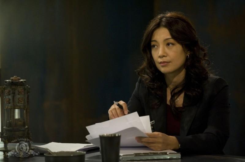 Stargate Universe : Photo Ming-Na Wen