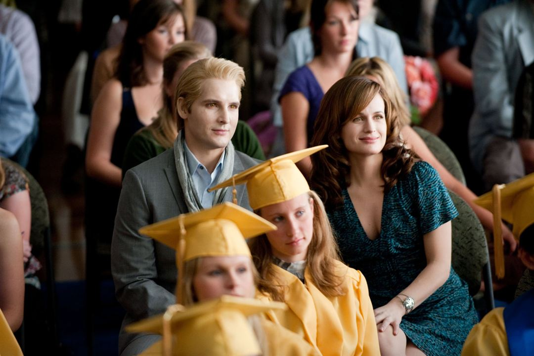 Twilight - Chapitre 3 : hésitation : Photo David Slade, Elizabeth Reaser, Peter Facinelli