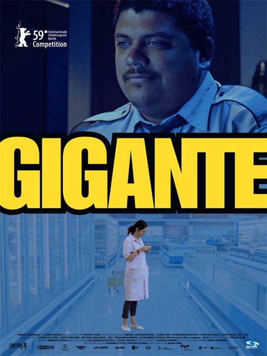 Gigante : Affiche
