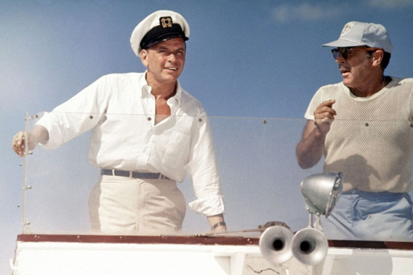 Tony Rome est dangereux : Photo Frank Sinatra, Gordon Douglas