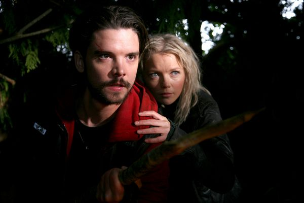 Primeval : Les Portes du temps / Nick Cutter et les portes du temps : Photo Andrew Lee Potts, Hannah Spearritt