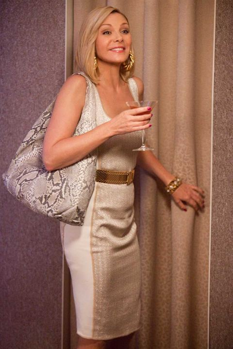 Sex and the City 2 : Photo Kim Cattrall, Michael Patrick King
