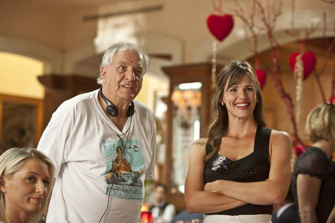 Valentine's Day : Photo Garry Marshall, Jennifer Garner