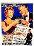 Les Carnets du Major Thompson : Affiche