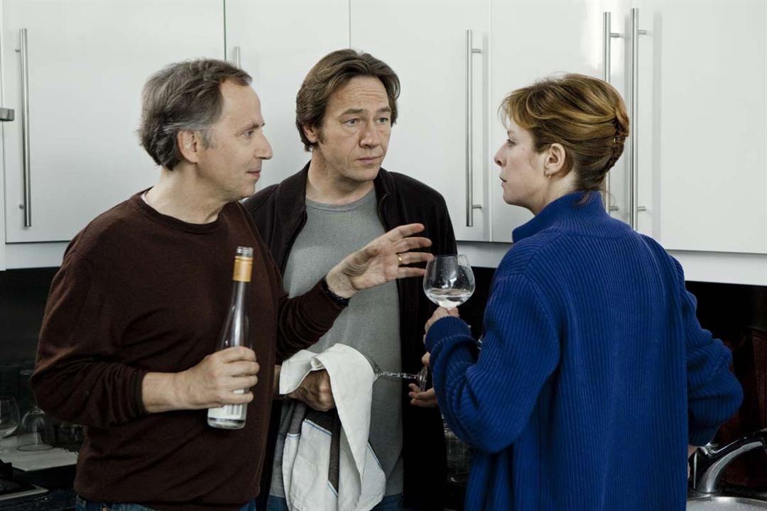 Les Invités de mon père : Photo Fabrice Luchini, Karin Viard, Olivier Rabourdin