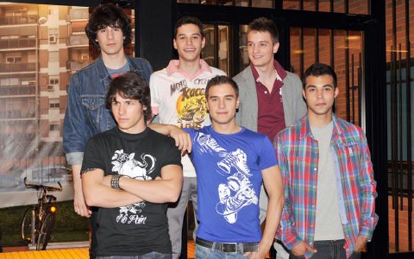 Physique ou Chimie : Photo Adrián Rodríguez, Alex Batllori, Alex Hernandez, Álex Martínez (II), Javier Calvo