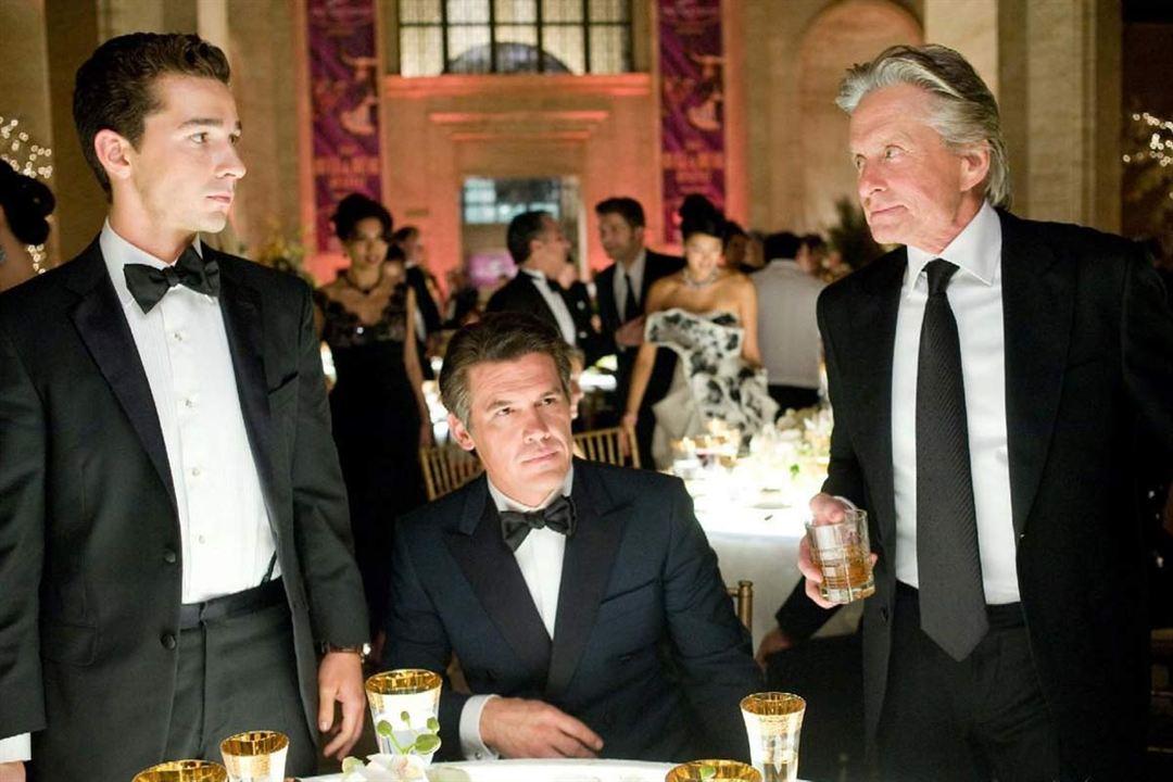 Wall Street : l'argent ne dort jamais : Photo Josh Brolin, Michael Douglas, Oliver Stone, Shia LaBeouf