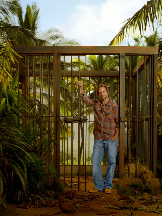 Lost, les disparus : Photo Josh Holloway