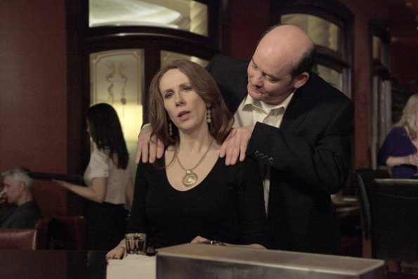 Photo Catherine Tate, David Koechner
