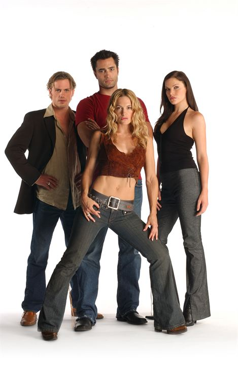 Mutant X : Photo Forbes March, Karen Cliche, Victor Webster, Victoria Pratt