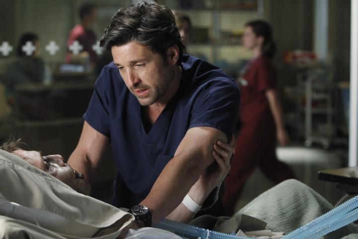 Grey's Anatomy : Photo Patrick Dempsey
