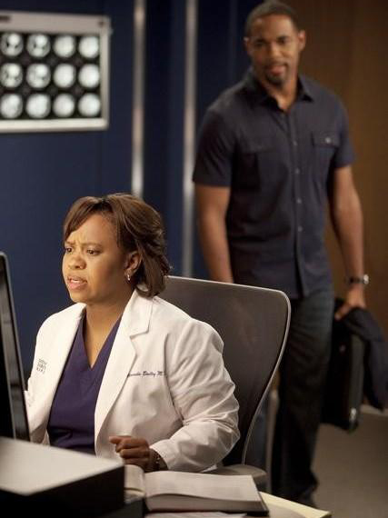 Photo Chandra Wilson, Jason George (II)