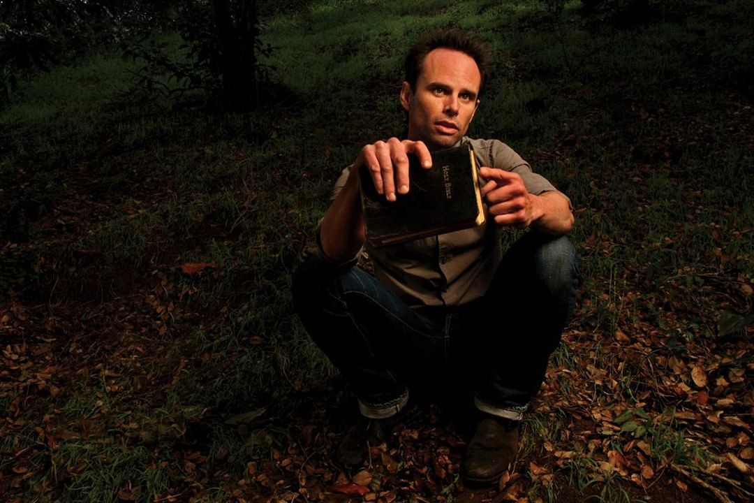 Justified : Photo Jacob Pitts, Walton Goggins