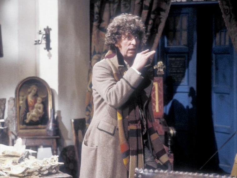 Doctor Who (1963) : Photo Tom Baker