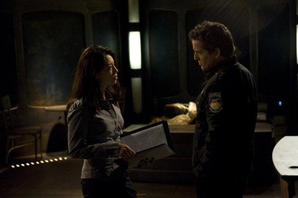 Stargate Universe : Photo Louis Ferreira, Ming-Na Wen