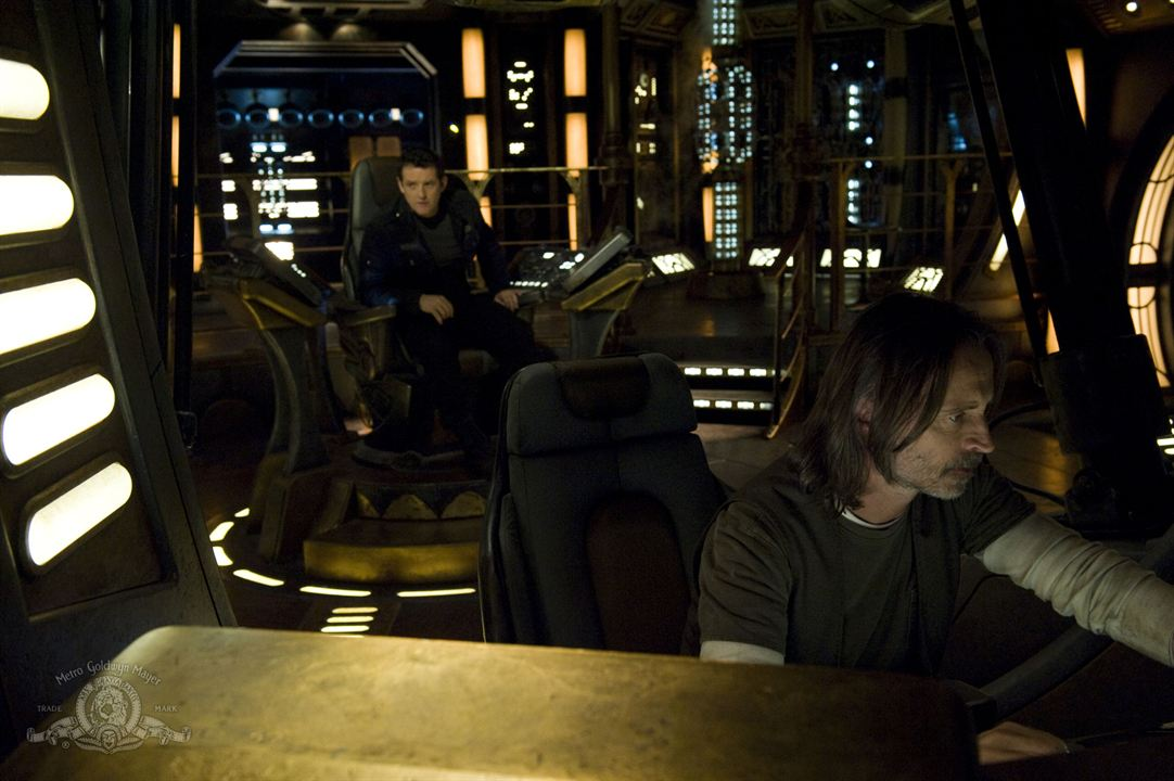 Stargate Universe : Photo Louis Ferreira, Robert Carlyle