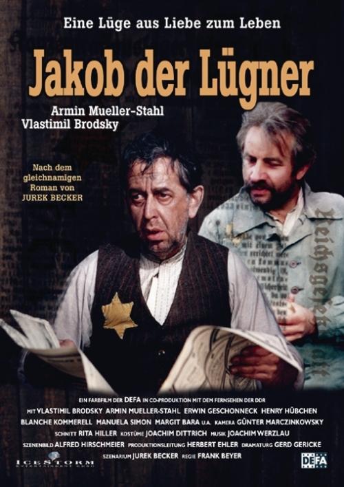 Jakob, le menteur : Affiche