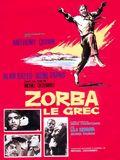 Zorba le Grec : Affiche