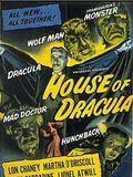 La Maison de Dracula : Affiche