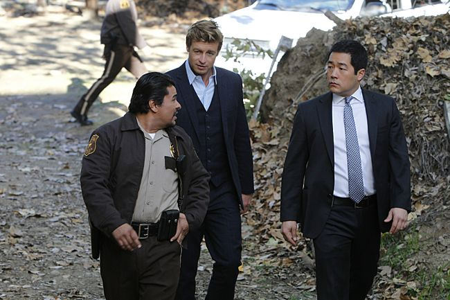 Photo Jacob Vargas, Simon Baker, Tim Kang