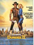 Crocodile Dundee II affiche