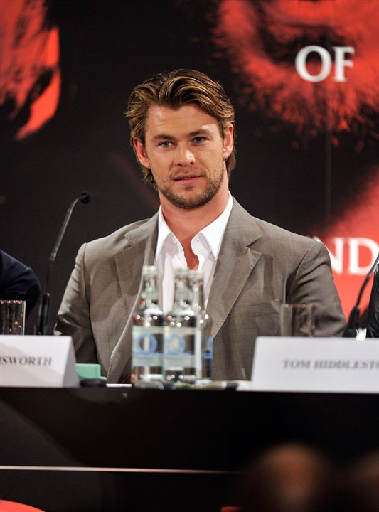 Thor : Photo Chris Hemsworth