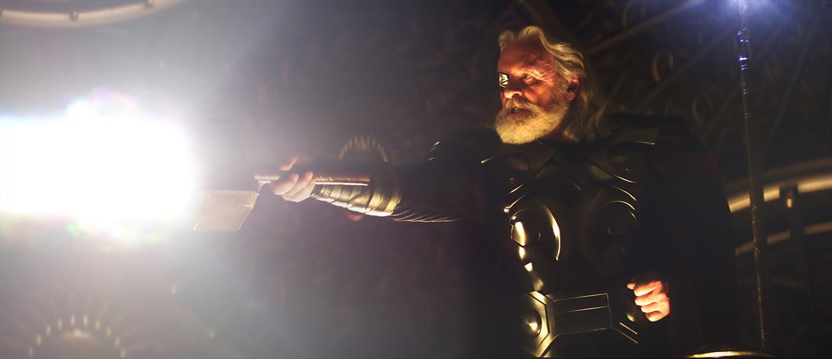 Thor : Photo Anthony Hopkins