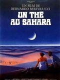 Un Thé au Sahara : Affiche