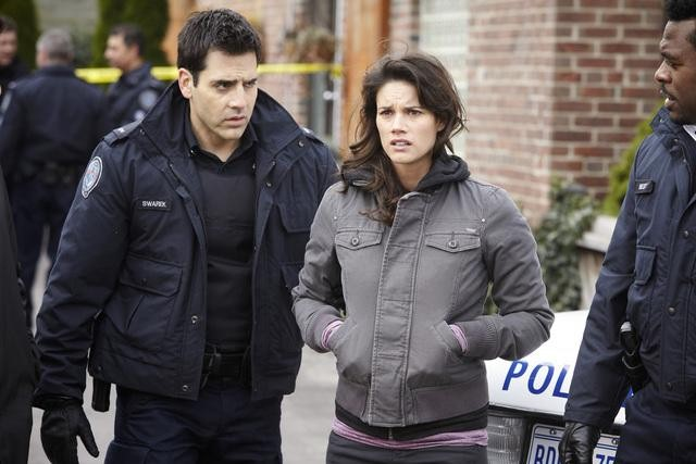 Photo Ben Bass, Missy Peregrym
