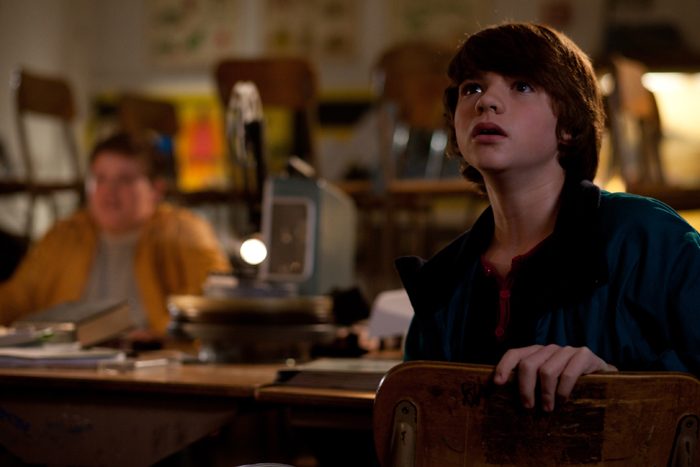 Super 8 : Photo Joel Courtney