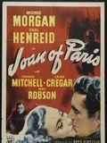 Joan of Paris : Affiche