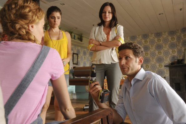 Photo Jennifer Ferrin, Jill Flint, Mark Feuerstein, Shiri Appleby