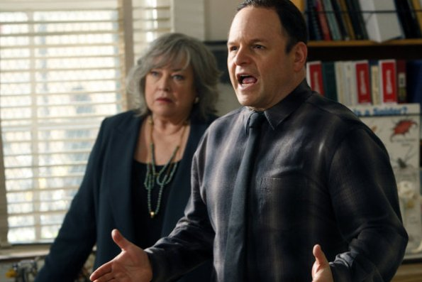 Photo Jason Alexander, Kathy Bates
