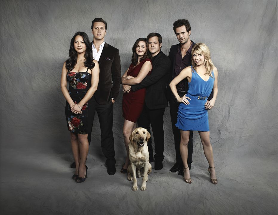 Perfect Couples : Photo Christine Woods, David Walton, Hayes MacArthur, Kyle Bornheimer, Mary Elizabeth Ellis