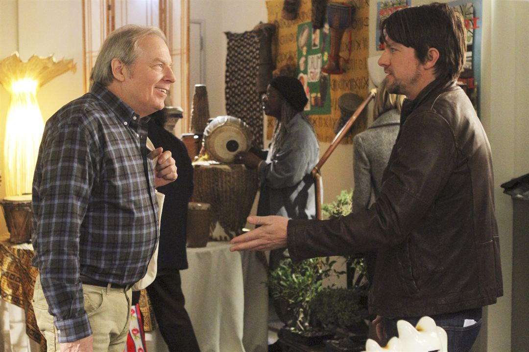 Photo Michael McKean, Zachary Knighton