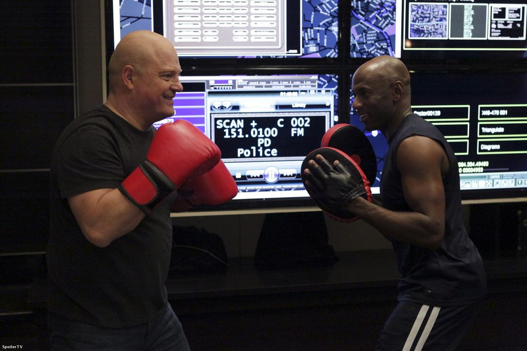 Super Hero Family : Photo Michael Chiklis, Romany Malco