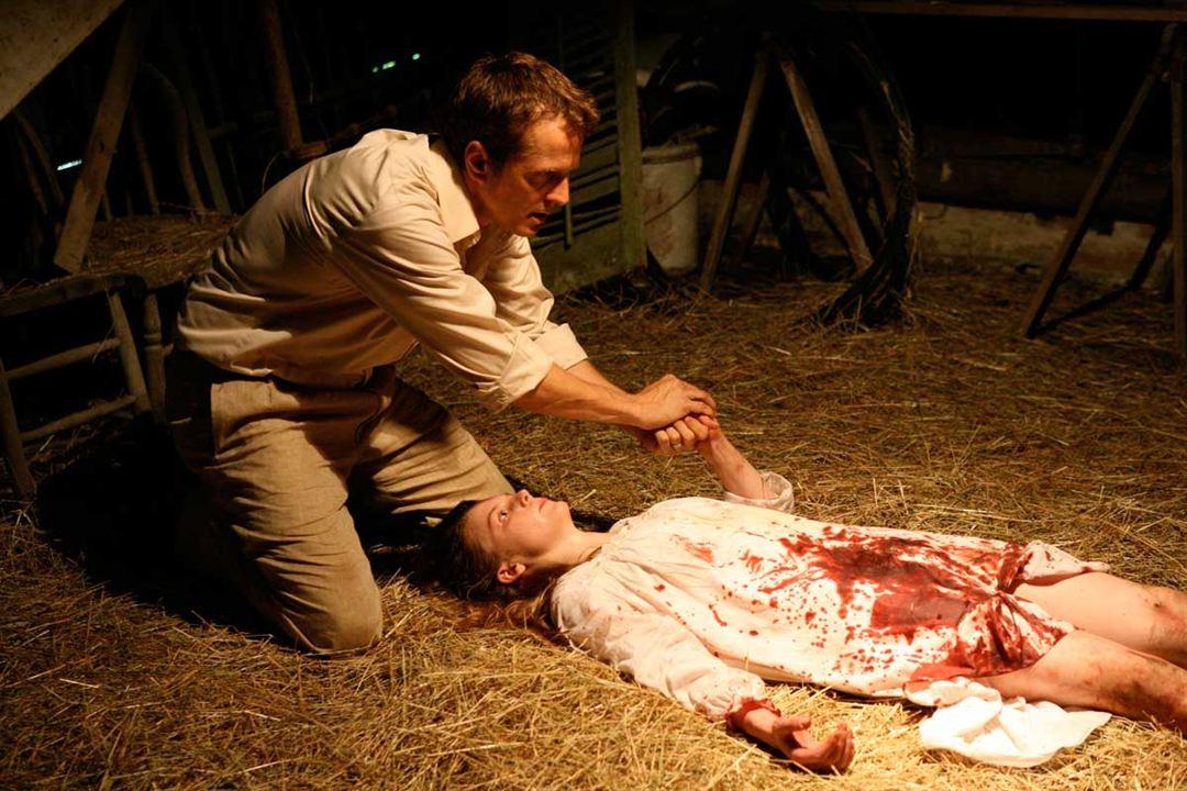Le Dernier exorcisme : Photo Ashley Bell, Daniel Stamm, Patrick Fabian