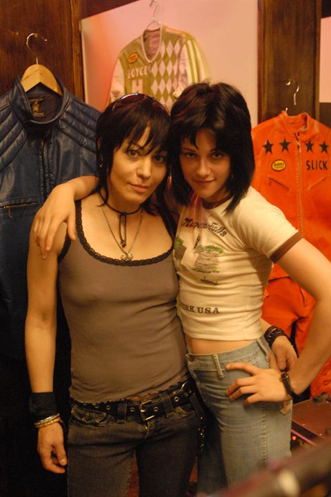Les Runaways : Photo Floria Sigismondi, Joan Jett, Kristen Stewart