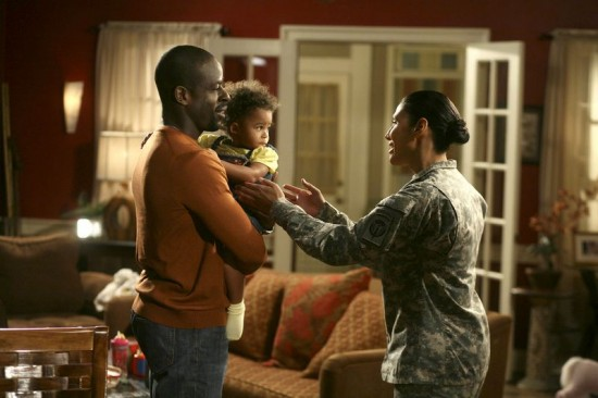 American Wives : Photo Sterling K. Brown, Wendy Davis
