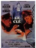 La Clé : Affiche