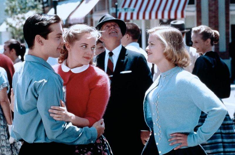 Pleasantville : Photo Marley Shelton, Reese Witherspoon, Tobey Maguire