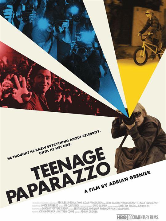 Teenage Paparazzo : Affiche
