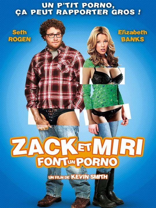 Affiche du film Zack & Miri font un porno - Affiche 1 sur
