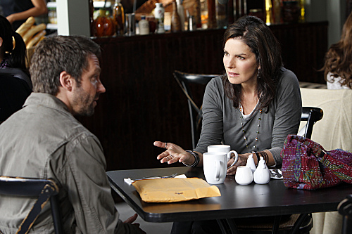 Photo Michael Weston, Sela Ward
